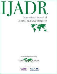 IJADR - International Journal of Alcohol and Drug Research